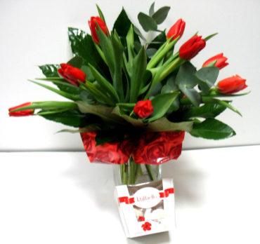 9 Tulipanów i Rafaello