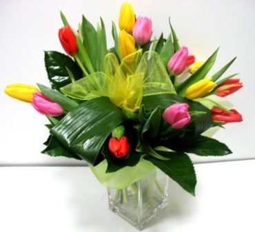 Bukiet z tulipanów 4