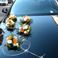 Dekoracja Samochodu 4