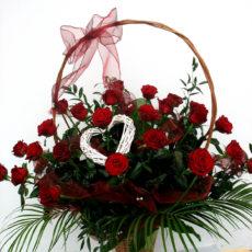Kosz 25 Róż