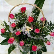Kosz Różowy 2