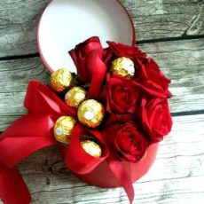 Różany Flower Box