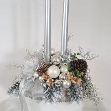 Stroik Świąteczny Cyprys