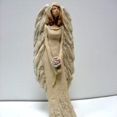 Anioł Ceramiczny 2