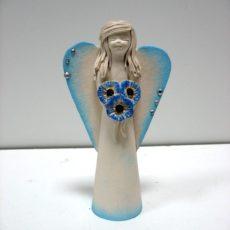 Anioł Ceramiczny 3