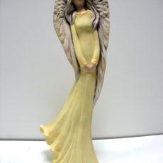 Anioł Ceramiczny 4