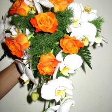 Bukiet Ślubny 4