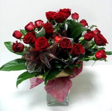 Bukiet z róż 1