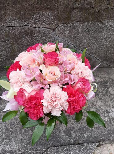 Różowa Sonata Flowerbox