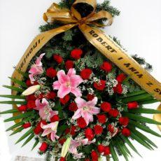 Wieniec Pogrzebowy 11
