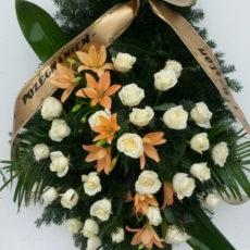 Wieniec Pogrzebowy 14 1