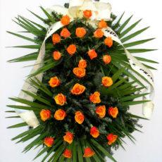Wieniec Pogrzebowy 16