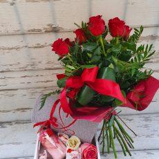 Zestaw Walentynkowe  Spa